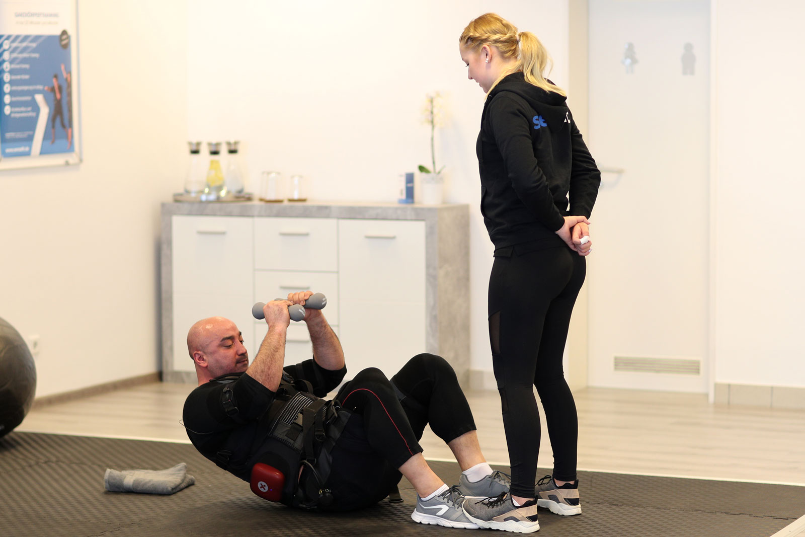 Dynamisches EMS Personal Training