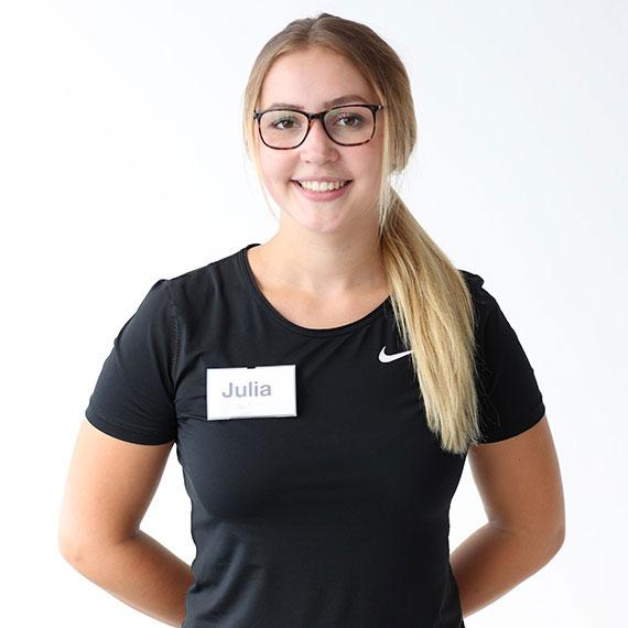 Julia - BA. Fitnessökonom